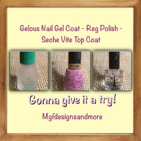 Gelous – Regular Polish – Top Coat